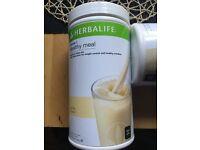 Herbalife Healthy Meal Formula 1 Sealed Shake
