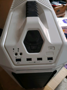 Cooler master Stryker full size case with 750w power supply