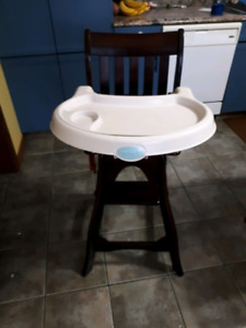 Carters High Chair/Table