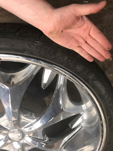 Summer Rims, Cruise in style! 1900$