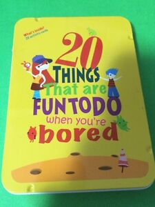 20 things to do when you are bored Strathcona County Edmonton Area image 1