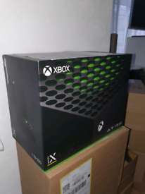 XBOX SERIES X 1TB VIDEO GAME CONSOLE