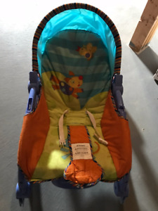 2 in 1 infant and toddler chair