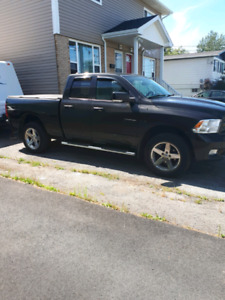 2010 Dodge ram 1500 for sale asking 8500 obo.9024406092