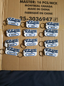 Toronto Blue Jays key chains