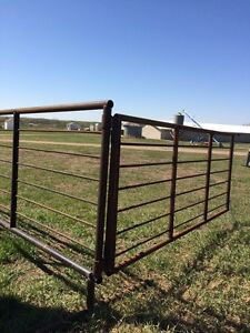 For sale corral panels beef and bison