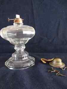 Oil Lamps and Parts