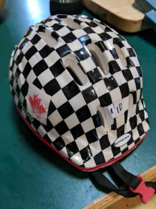 Small children's bike helmet