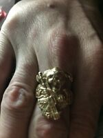 Men's sons of anarchy ring