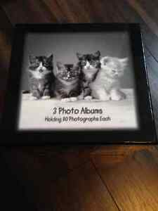 New unused CAT LOVER photo albums