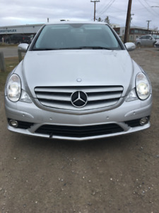 2010 Mercedes-Benz,R350,Blue Tech,Diesel,Sport.