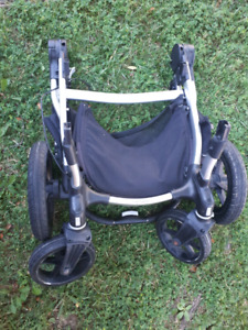 Twin stroller-city select