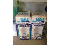 Water filters old but unopened, free