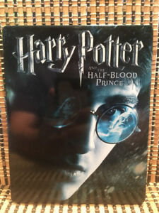 Harry Potter and the Half-Blood Prince: Steelbook/Metal Pack (2-