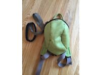 Little life turtle backpack reins