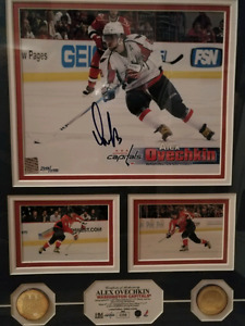 OVECHKIN SIGNED LIMITED EDITION