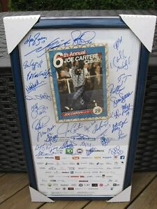 Wayne Gretzky Signed Golf Tournament Poster plus More Greats