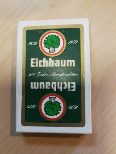 Eichbaum Kartenspiel, alt, Skatspiel, von SpielkartenFabrik Stuttgart