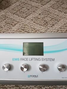 Electrical Muscular Stimulation Face lifting system