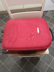 Red Suitcase Small