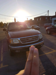 2002 ford 150 4x4