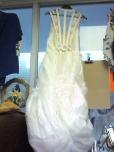 Wedding Dress in HEARTBEAT Thrift Store/BayView Mall