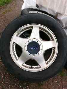 Ford Windstar Rims