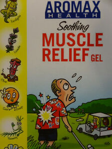 """AROMAX """"Muscle Relief"""" Cream at The Old Attic"""
