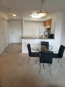 Fully Furnished 1 Bdrm apartment near Square One!!