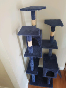 6 feet Cat tower