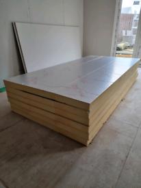 75mm PIR celotex/kingspan insulation