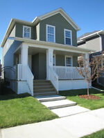 Newly Built House for Rent in Airdrie