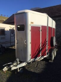 Ifor williams horse box trailer 505R
