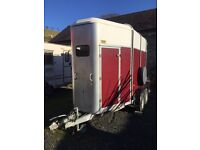 Ifor williams horse box trailer 505R