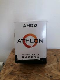 AMD Athlon 3000g AM4 CPU