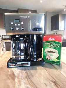 Cuisinart Coffeemaker with Hot Water System .... Used only once