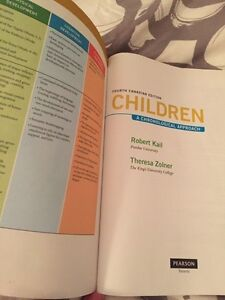 CHILDREN A chronological approach  4th CA Edition West Island Greater Montréal image 2