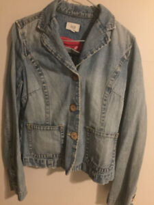 Womens Jacob Connexion Jean Jacket