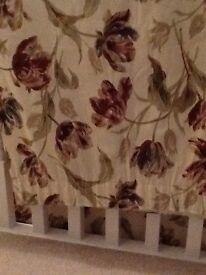 Laura Ashley full length curtains