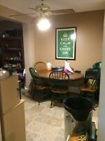 Condo-town house for rent in thick wood 600 block