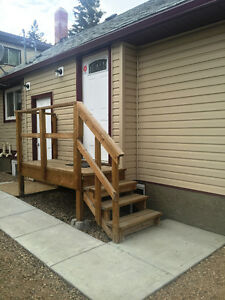 Private 1 Bedroom Attic even includes Monthly Cleaning!