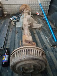 1989-99 chevy/gmc 1500 rear diff 5 bolt wheels.