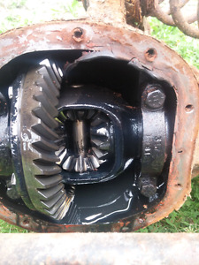 Dana 30 3.07 Jeep TJ front differential
