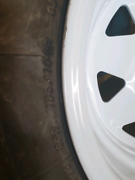 Spare rim/tyre Emerald Central Highlands Preview