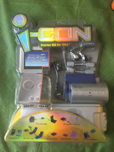 I-CON Starter Kit for GBA by ESEL - Brand New - $15