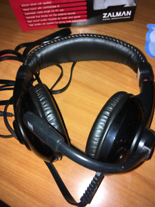 Zalman Gaming Stereo Headset with Microphone
