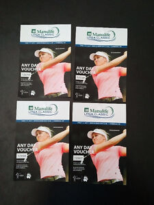 LPGA Tickets to Manulife Classic