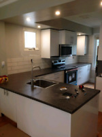 Quality Kitchen cabinets assembly and installation