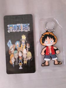 One Piece (Anime) key chain.