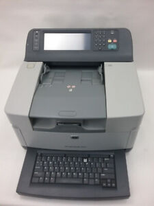 HP 9250C DIGITAL SENDER FLATBED DOCUMENT SCANNER C8427A E527